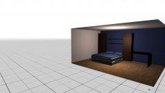 Raumgestaltung cuarto niños in der Kategorie Schlafzimmer