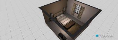 Raumgestaltung cuarto in der Kategorie Schlafzimmer
