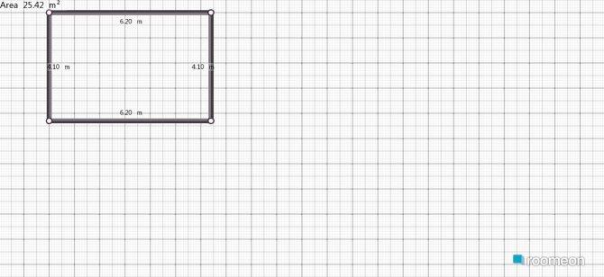 Raumgestaltung cumpana in der Kategorie Schlafzimmer