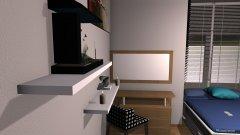 Raumgestaltung cute in der Kategorie Schlafzimmer
