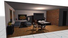 Raumgestaltung D.I.Y. Hotel Family Room in der Kategorie Schlafzimmer