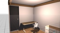 Raumgestaltung Ádám szoba in der Kategorie Schlafzimmer