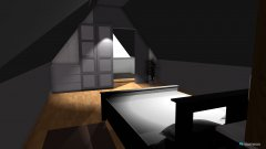 Raumgestaltung Dach in der Kategorie Schlafzimmer
