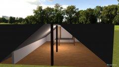 Raumgestaltung Dachboden TEST in der Kategorie Schlafzimmer