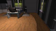 Raumgestaltung dachboden zimmer in der Kategorie Schlafzimmer