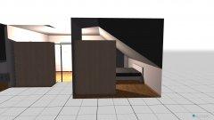 Raumgestaltung Dachgeschoss in der Kategorie Schlafzimmer