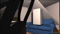 Raumgestaltung dachgeschoss_2 in der Kategorie Schlafzimmer
