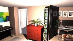 Raumgestaltung DachZimmer in der Kategorie Schlafzimmer