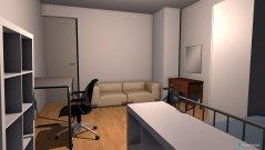 Raumgestaltung Dana Zimmer Wng 1 Variante 2 in der Kategorie Schlafzimmer