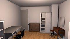 Raumgestaltung Dana Zimmer Wng 1 in der Kategorie Schlafzimmer