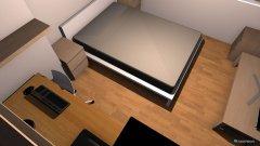 Raumgestaltung Dani in der Kategorie Schlafzimmer