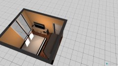 Raumgestaltung Darius Zimmer #2 in der Kategorie Schlafzimmer