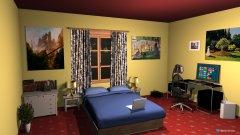 Raumgestaltung daveelimos tamleis in der Kategorie Schlafzimmer