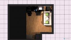Raumgestaltung Davids Raum  in der Kategorie Schlafzimmer