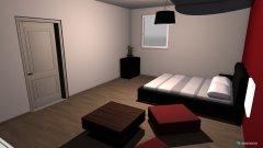 Raumgestaltung davids zimmer2.0 in der Kategorie Schlafzimmer