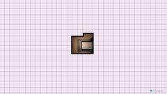 Raumgestaltung Deivids schlafzimmer grau in der Kategorie Schlafzimmer
