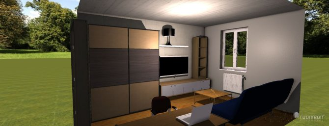Raumgestaltung Dejan in der Kategorie Schlafzimmer