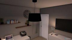 Raumgestaltung Delano's kamer in der Kategorie Schlafzimmer