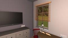 Raumgestaltung Deluxe Zimmer in der Kategorie Schlafzimmer