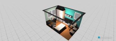Raumgestaltung Denis in der Kategorie Schlafzimmer