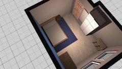 Raumgestaltung Dennis Schlafzimmer in der Kategorie Schlafzimmer