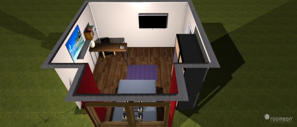 Raumgestaltung dennis whg 1 in der Kategorie Schlafzimmer