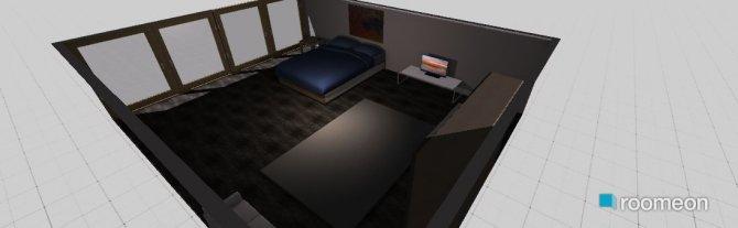 Raumgestaltung desain bedroom in der Kategorie Schlafzimmer