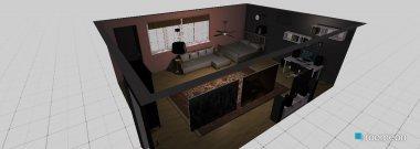 Raumgestaltung design first in der Kategorie Schlafzimmer