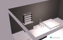 Raumgestaltung design in der Kategorie Schlafzimmer