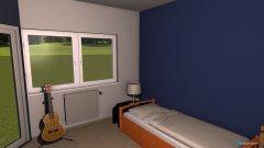 Raumgestaltung detská izba projekt 4 in der Kategorie Schlafzimmer
