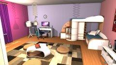 Raumgestaltung detska in der Kategorie Schlafzimmer