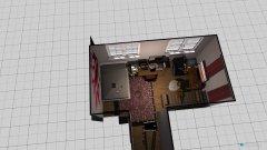 Raumgestaltung df in der Kategorie Schlafzimmer