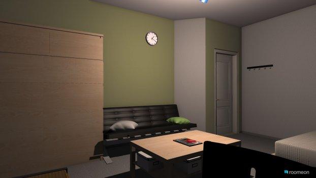 Raumgestaltung DG Zimmer 1  in der Kategorie Schlafzimmer