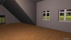 Raumgestaltung DG in der Kategorie Schlafzimmer