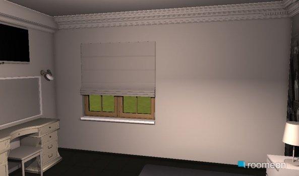 Raumgestaltung Dhoma e gjumit 2 in der Kategorie Schlafzimmer