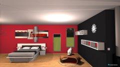 Raumgestaltung dichi in der Kategorie Schlafzimmer