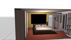 Raumgestaltung didi in der Kategorie Schlafzimmer