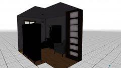 Raumgestaltung Dini Zimmer in der Kategorie Schlafzimmer