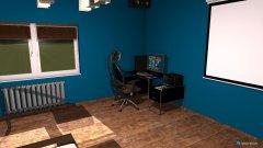 Raumgestaltung DiNUTK - Krzysztof K in der Kategorie Schlafzimmer
