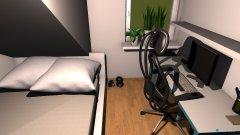 Raumgestaltung Dipperz Schlafzimmer in der Kategorie Schlafzimmer
