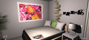 Raumgestaltung DK Zimmer in der Kategorie Schlafzimmer