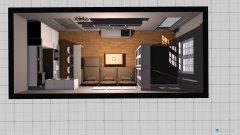 Raumgestaltung dnevna,kujna,spalna vo nov stan in der Kategorie Schlafzimmer