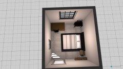 Raumgestaltung DNS room in der Kategorie Schlafzimmer