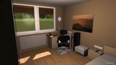 Raumgestaltung Domanto miegamasis in der Kategorie Schlafzimmer