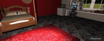 Raumgestaltung domatio mimis in der Kategorie Schlafzimmer
