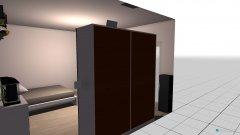 Raumgestaltung dominik geisler in der Kategorie Schlafzimmer