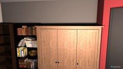 Raumgestaltung Dominik's Zimmer in der Kategorie Schlafzimmer