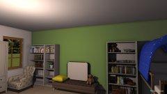 Raumgestaltung Dominika room in der Kategorie Schlafzimmer