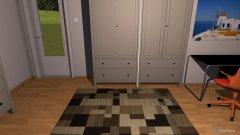 Raumgestaltung Domov izba najskor in der Kategorie Schlafzimmer