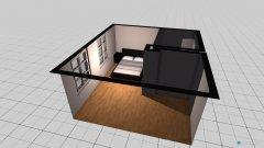 Raumgestaltung Doppelhaushälfte Malente  in der Kategorie Schlafzimmer